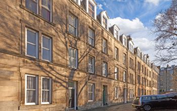 2 (1f3) Upper Gilmore Terrace, Edinburgh