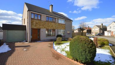 Pacitti Jones Property For Sale Stirling