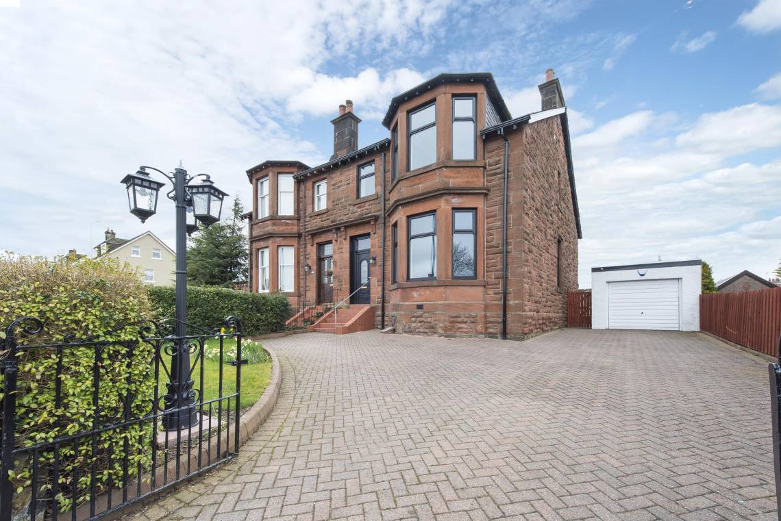 14 Kenmure Avenue Bishopbriggs Glasgow G64 2rg Pacitti Jones Average Cost Of Rewiring A 5 Bedroom House Offers Over 415000 4