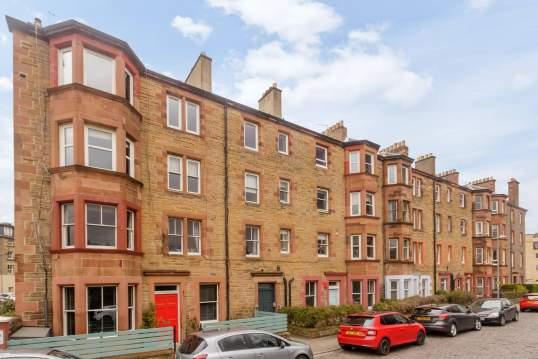 9 (3F2) Hermand Crescent, Slateford, Edinburgh, EH11 1QP
