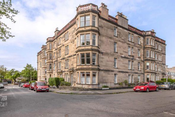Second Floor Flat  for sale: 69 (2F2), Merchiston Crescent, Edinburgh, EH10 5AQ