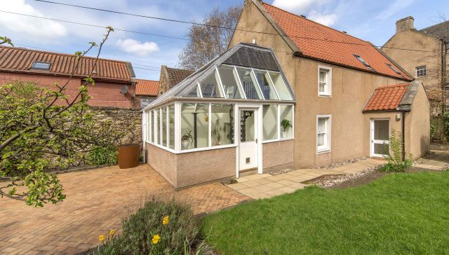 Dobson's Cottage Langriggs, Haddington