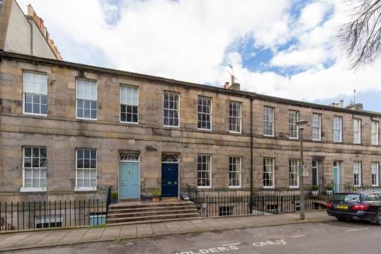 18 Warriston Crescent, Edinburgh, EH3 5LB