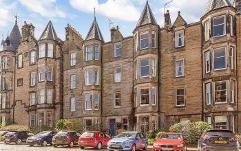 1/4 Marchmont Street, Edinburgh