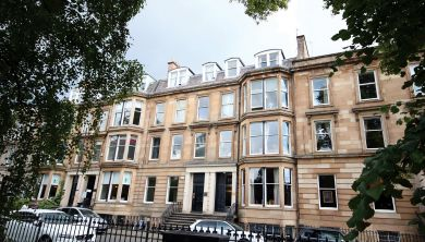 19 Royal Terrace, Kelvingrove