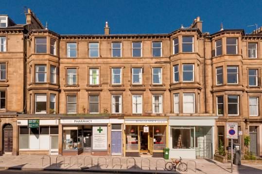 7 (3F1) Montagu Terrace, Edinburgh, EH3 5QX