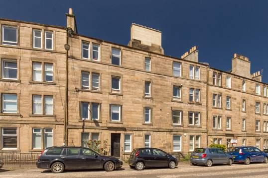 38 (3F1) Roseburn Street, Edinburgh, EH12 5PN
