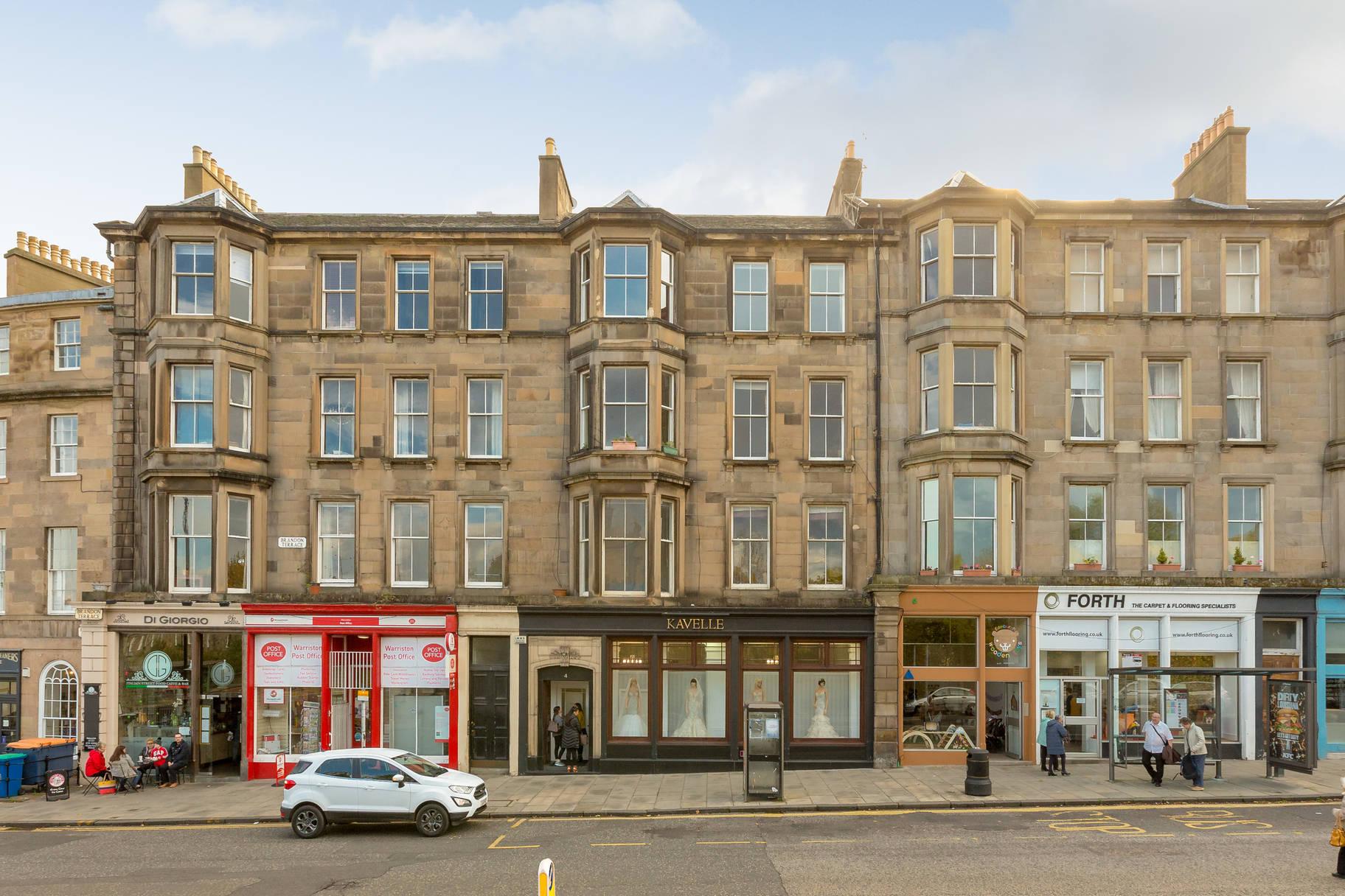 3 (1F2) Brandon Terrace, Edinburgh, EH3 5EA