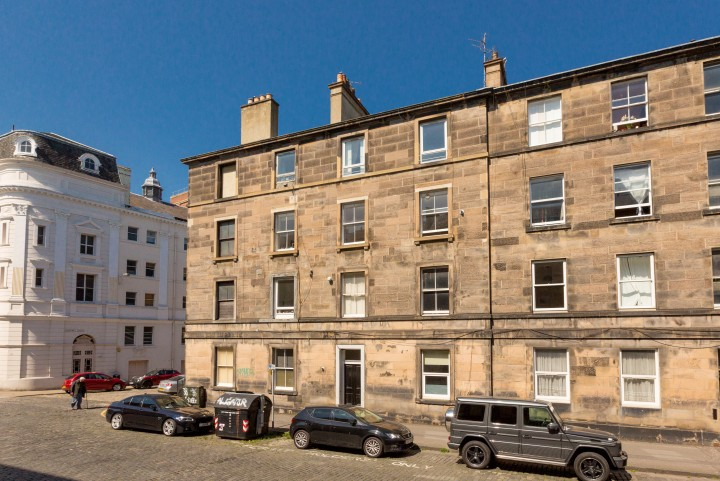13/6 Grindlay Street, Edinburgh, EH3 9AT