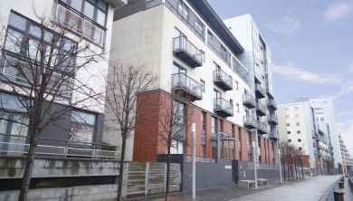 3/1, 334 Meadowside Quay Walk, Glasgow Harbour, Glasgow