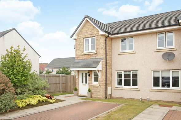 End of Terrace House  for sale: 20 Dolphingstone Court, PRESTONPANS, EH32 9GN