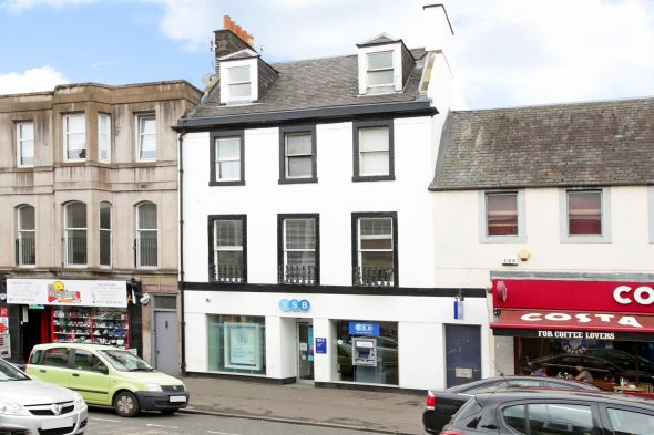 First Floor Flat  for sale: 23c, Dambrae, Musselburgh, East Lothian, EH21 7EG