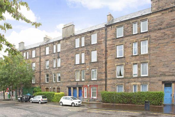 Second Floor Flat  for sale: 268/7 Marionville Road, Edinburgh, EH7 6BQ