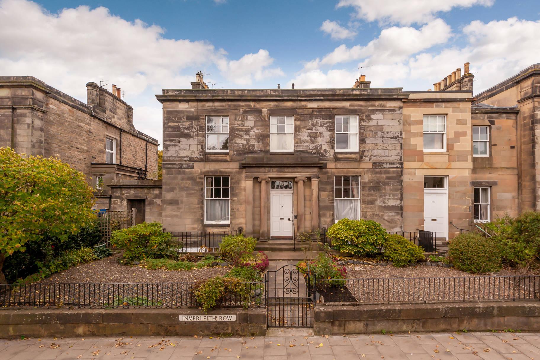18 Inverleith Row, Edinburgh, EH3 5LS