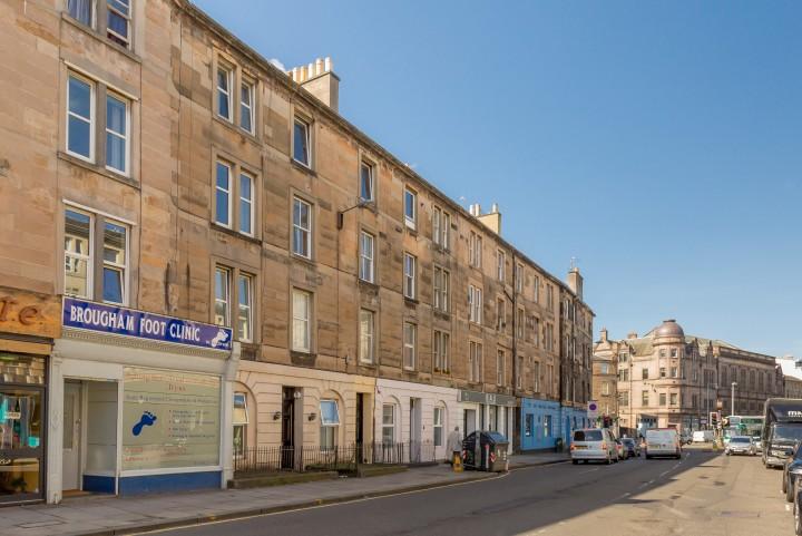 9 (2f3) Brougham Street, Edinburgh EH3 9JS