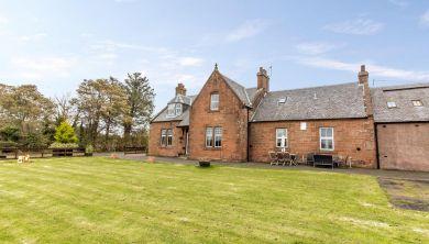 Woodside farm , Prestwick