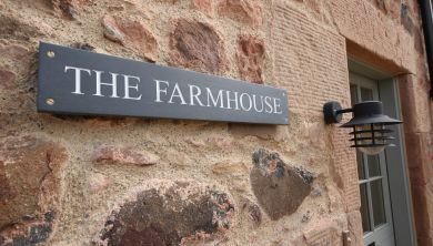 The Farmhouse Fenton Brunt Steading, Innerwick,  By Dunbar