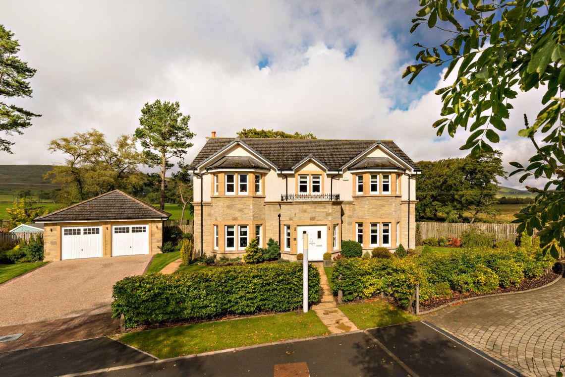 3 Rutherford Castle Green, West Linton - Photo 31