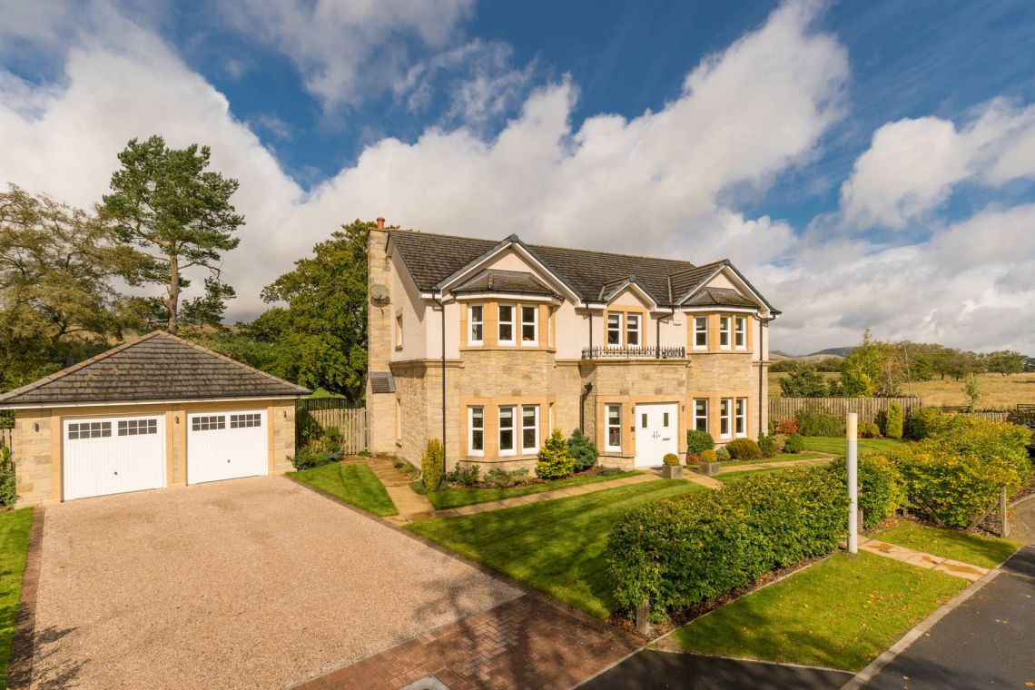 3 Rutherford Castle Green, West Linton - Photo 2