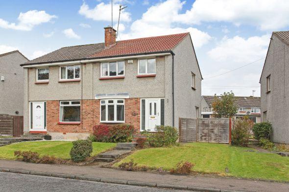 Semi-Detached House  for sale: 119 Rullion Road, PENICUIK, EH26 9JA