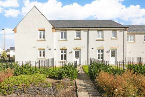 Terraced House  for sale: 10 Burnbrae Pend, Bonnyrigg EH19 3FH