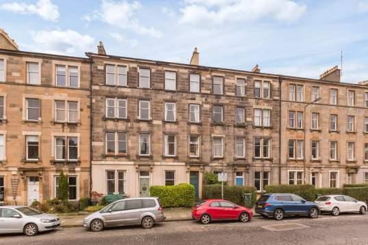 60/2 East Claremont Street, New Town, Edinburgh, EH7 4JR