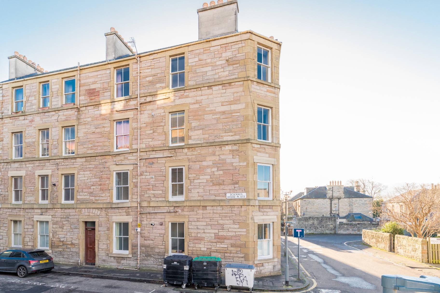 2 (3F3) Sciennes House Place, Edinburgh, EH9 1NW
