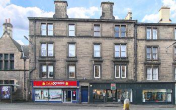 1 Flat 4  Easter Road, Edinburgh