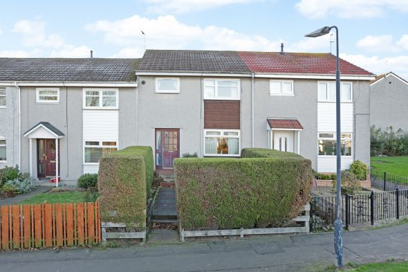 Terraced House  for sale: 285 Cameron Crescent, Bonnyrigg, Midlothian, EH19 2PL