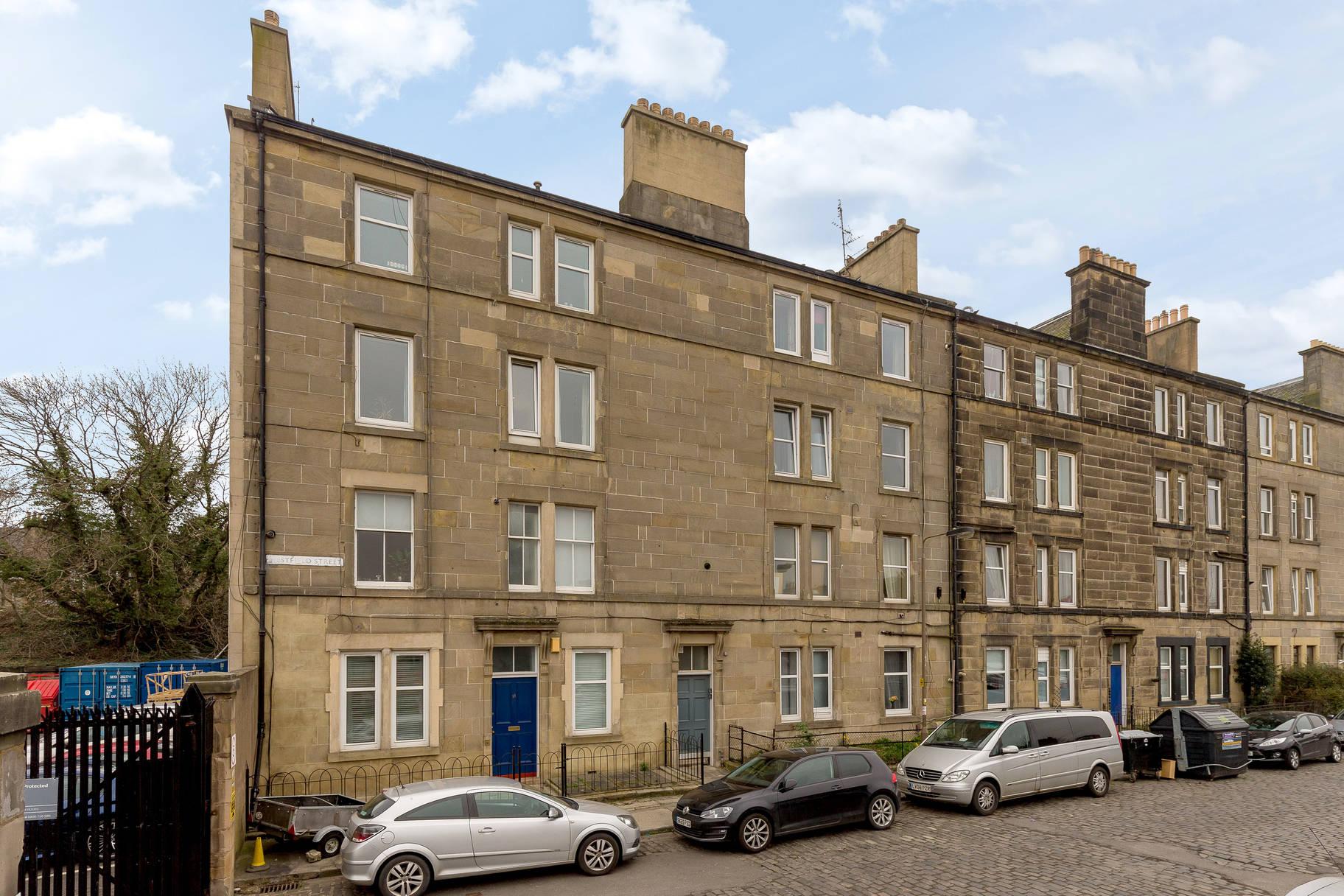 9 (2F4) Westfield Street, Edinburgh, EH11 2RB