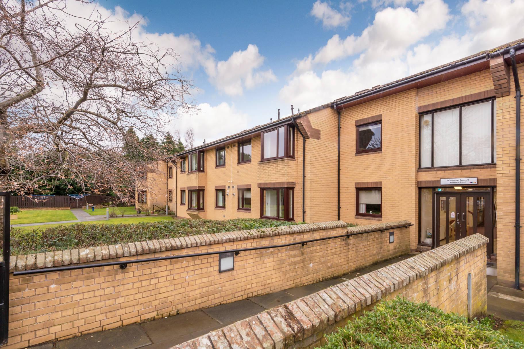 33 Roseburn Court, 40 Roseburn Crescent, Edinburgh, EH12 5PT