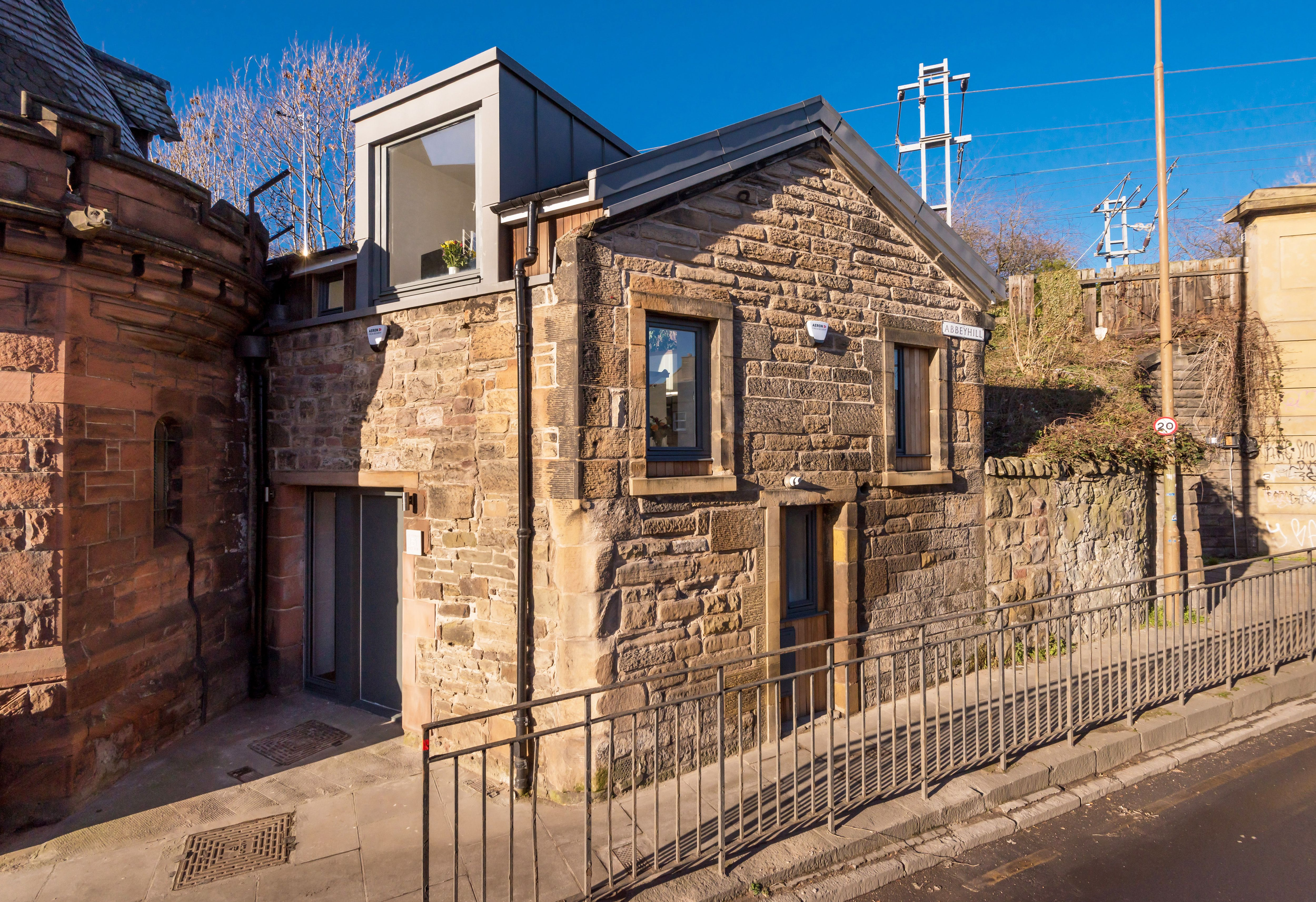 The Foundry, 51 Abbeyhill, Holyrood