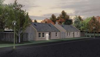 Plot South West of 54 Dewarton , Dewartown