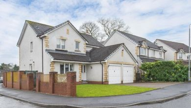 1 Greystone Close, Strathaven