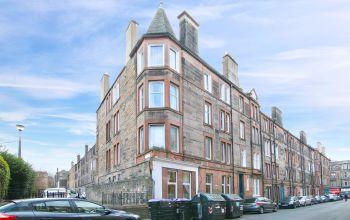 12 (GF1) Rossie Place, Edinburgh