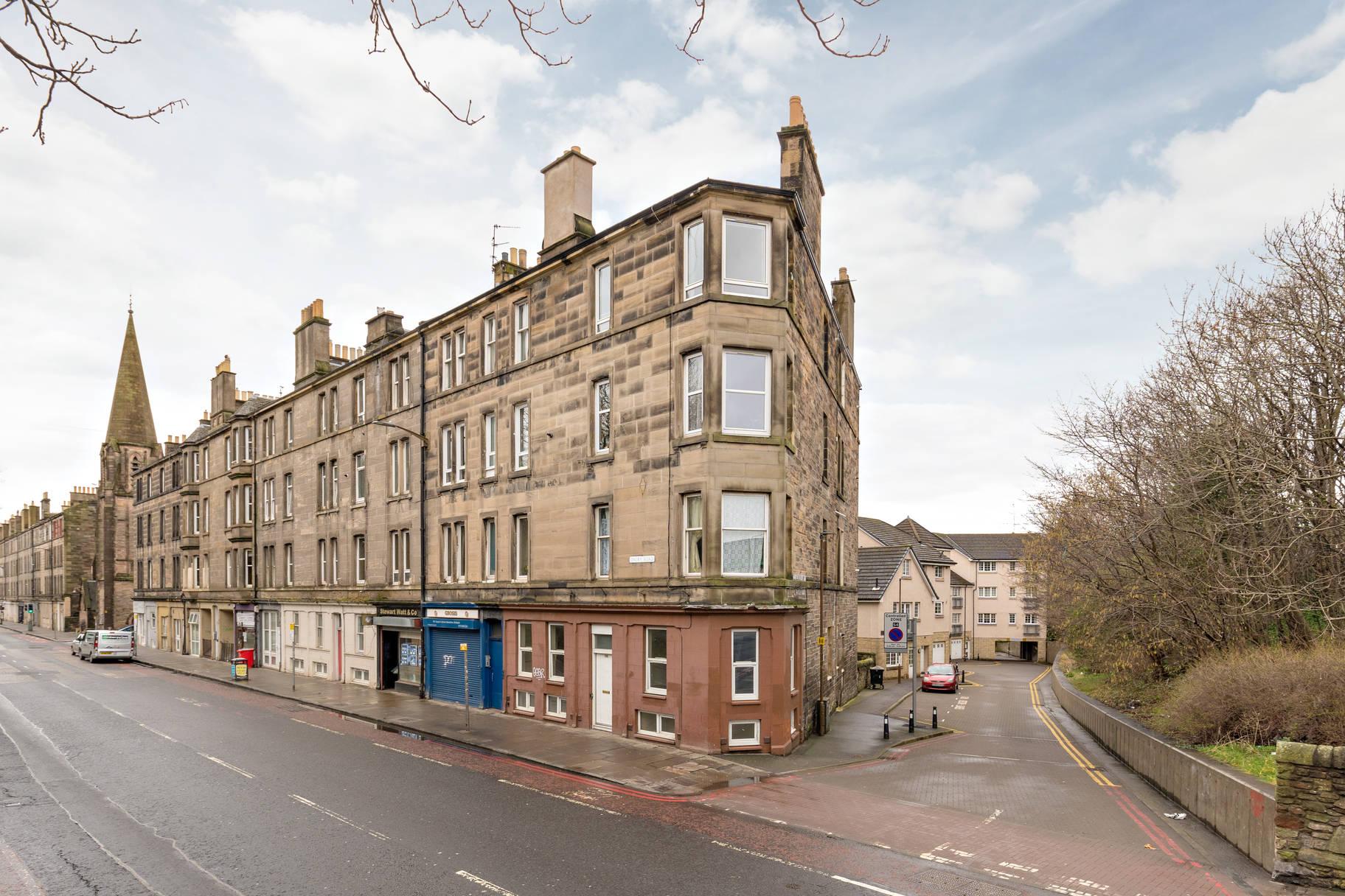 198 (3F1) Dalry Road, Edinburgh, EH11 2ES