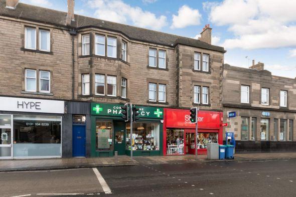 Top Floor Flat  for sale: 157/2 St John's Road, Edinburgh, EH12 7SD