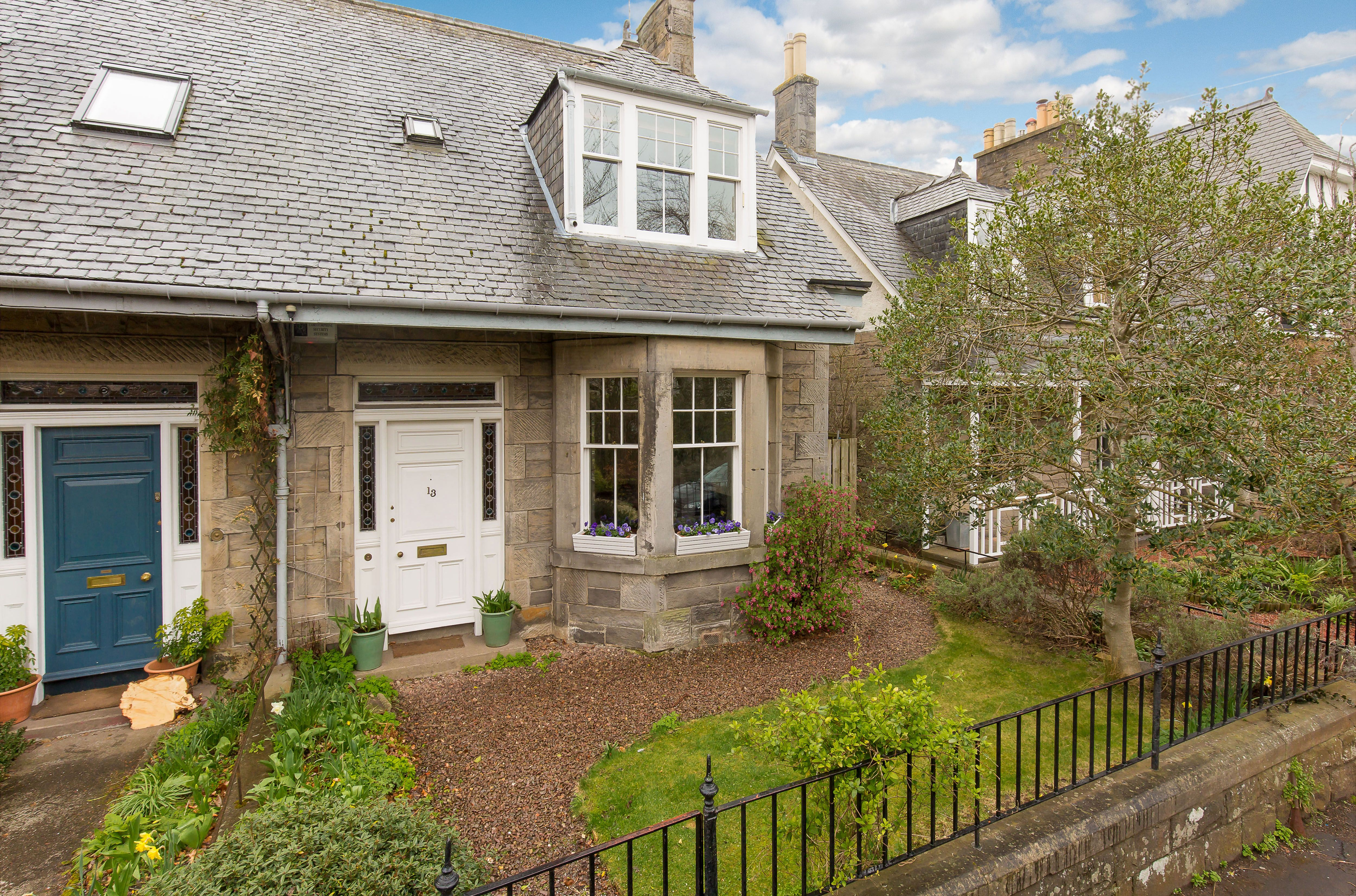 13 Cramond Glebe Road, Edinburgh