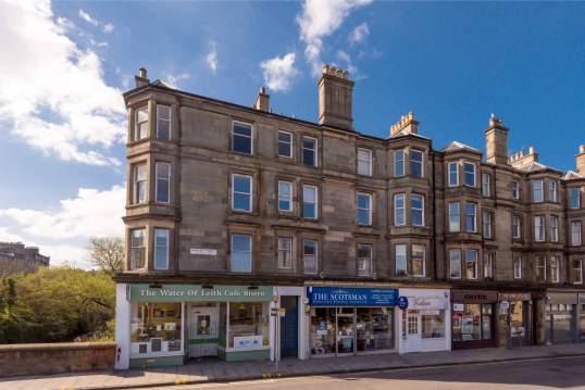 2 (2F2) Howard Street, Canonmills, Edinburgh, EH3 5JP