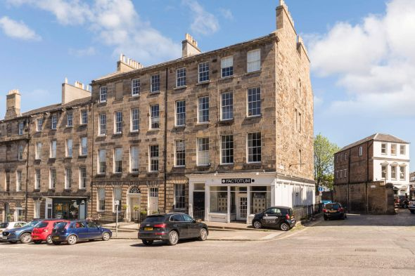 Flat / Apartment Basement Flat  for sale: 65a Dublin Street, Edinburgh, EH3 6NS