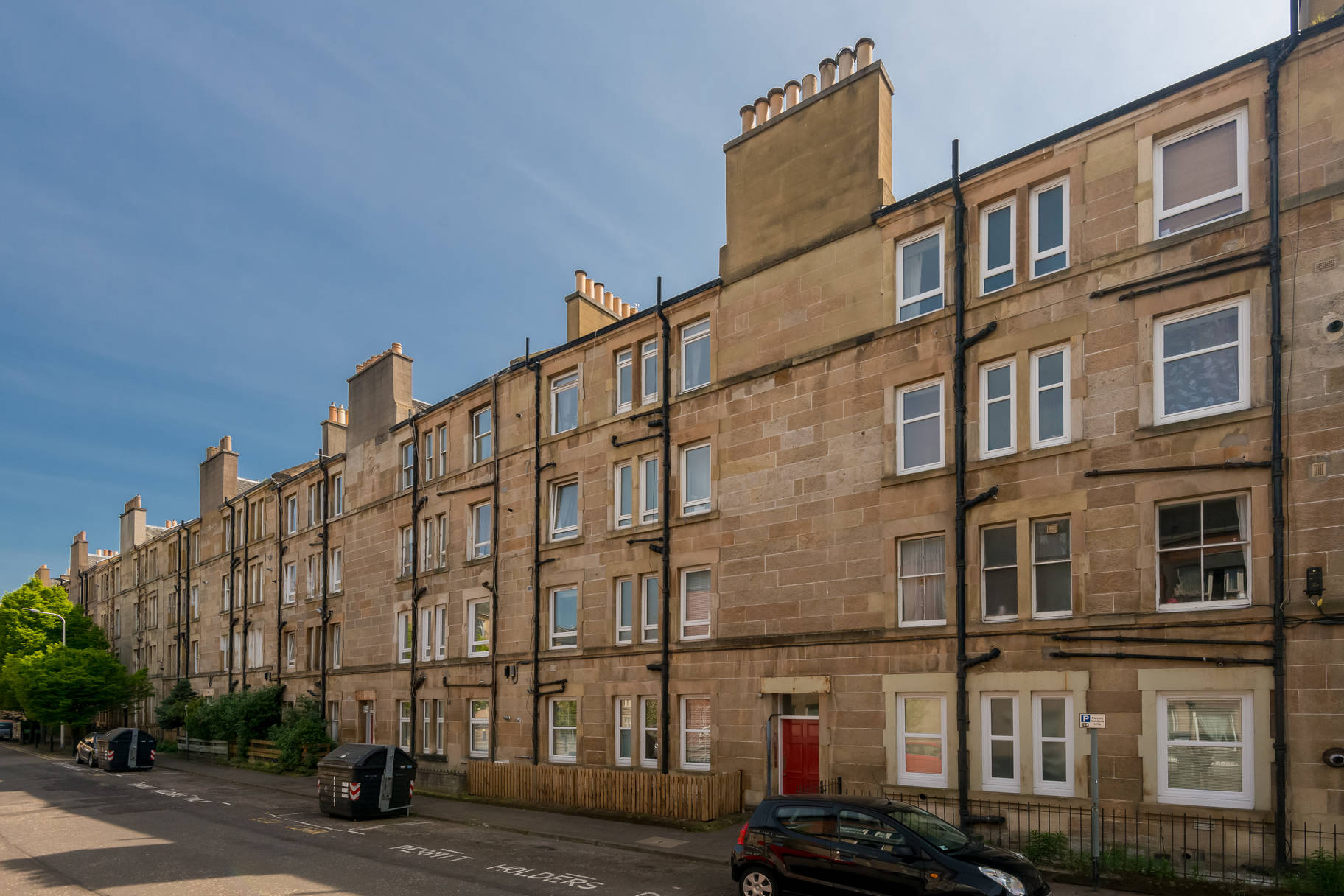 29 (3F2) Watson Crescent, Polwarth, Edinburgh, EH11 1EY