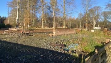 Plot at Timberholme Hall Rule, Near Denholm