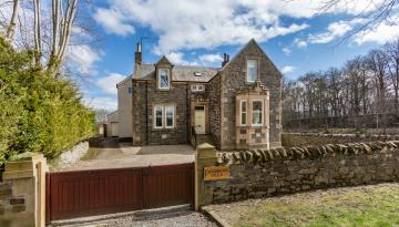 Priorsford Villa Tweed Green, Peebles