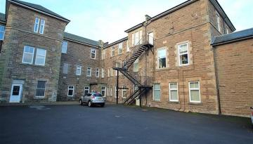 61 Dingleton Apartments, Melrose