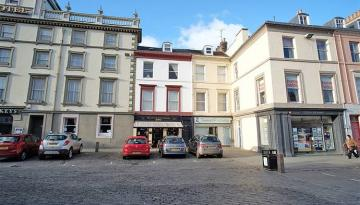 39A The Square, Kelso