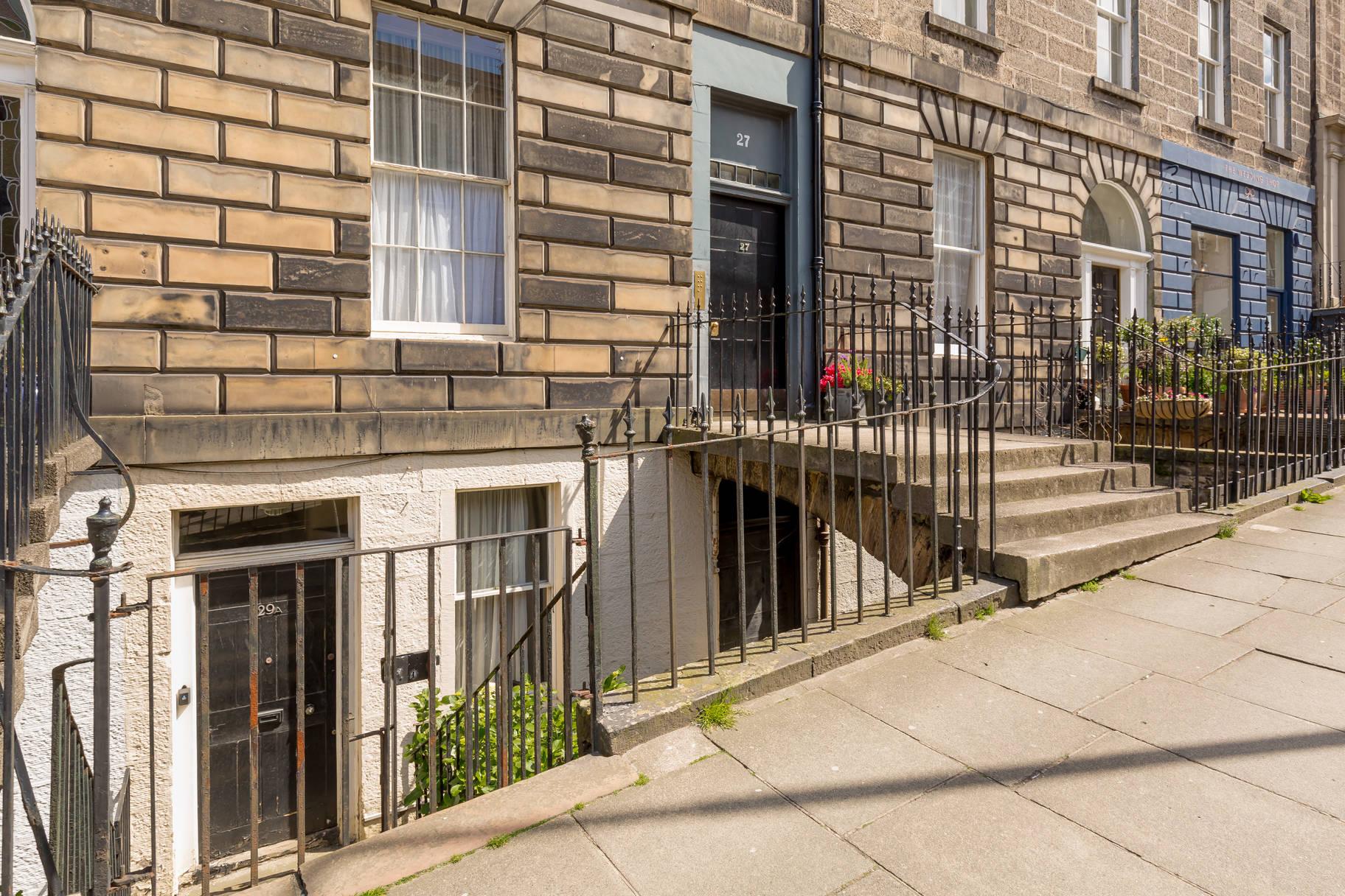 29a Dundas Street, Edinburgh, EH3 6QQ