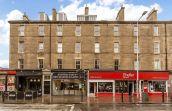 106 (4f1) Raeburn Place, Edinburgh