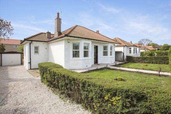 Detached House  for sale: 126 Glasgow Road, Ratho Station, EH28 8PR