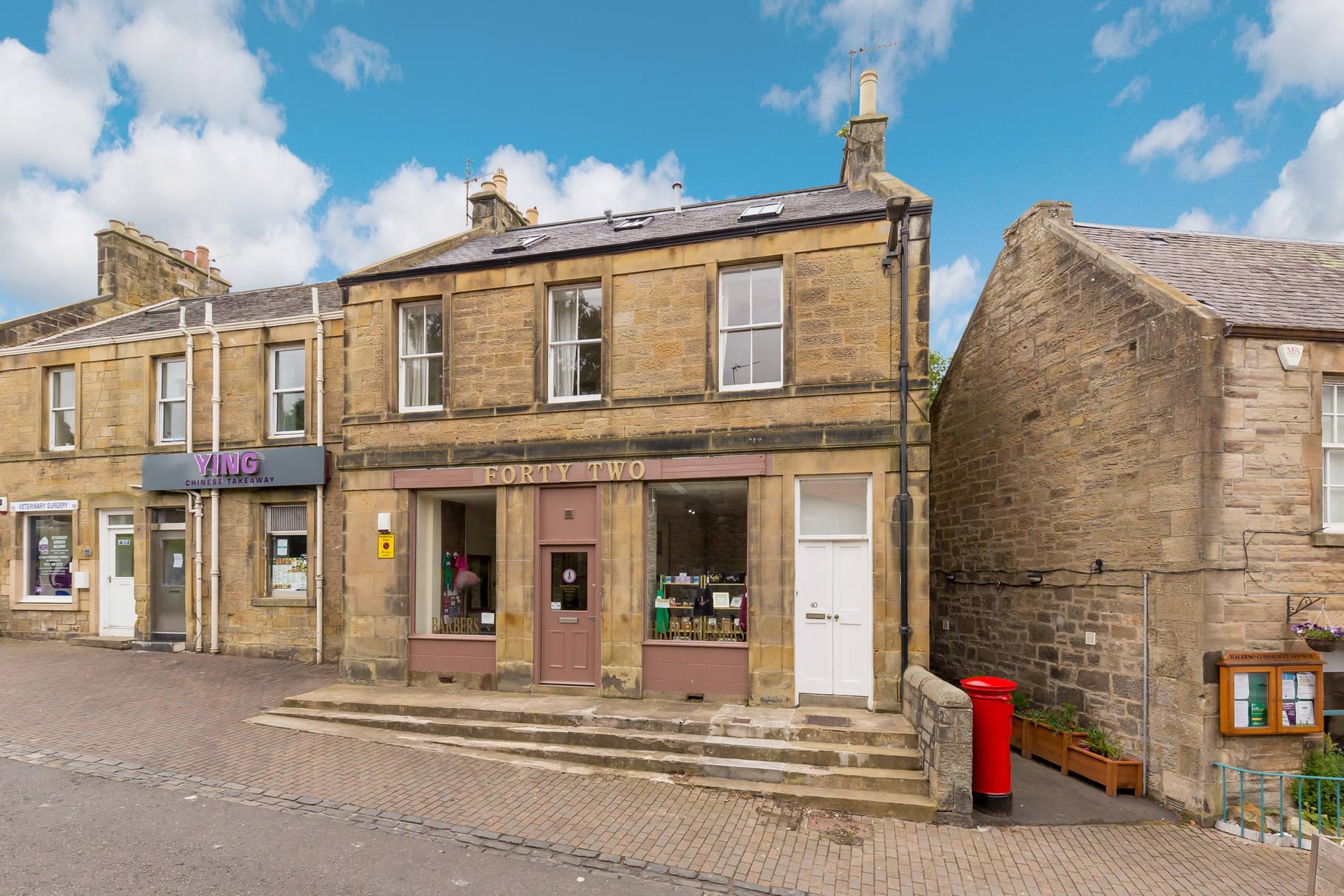 40 Main Street, Balerno, Edinburgh, EH14 7EH