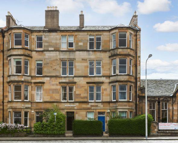 Second Floor Flat  for sale: 51/3 Thirlestane Road, Edinburgh, EH9 1AP
